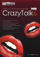 CrazyTalk 6 Pro : créer des animations faciales en 3D fascinantes