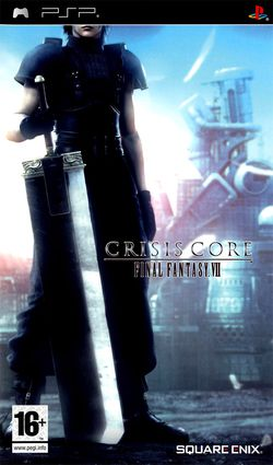crisis core FF7
