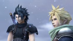 Crisis Core : Final Fantasy VII   2