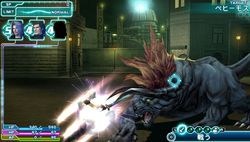Crisis Core : Final Fantasy VII   3