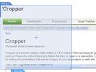 Cropper : mettre de la simplicité dans ses captures d'écran