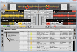 CrossDJ Free screen1