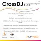 CrossDJ Free : mixer des musiques entre elles