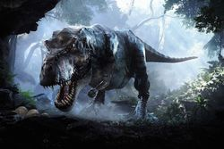 CryEngine - Back To Dinosaur