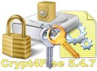 Crypt4Free : crypter des fichiers privés