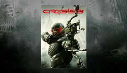 Crysis 3 - artwork
