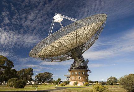 CSIRO-Parkes-radiotelescope