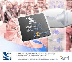CSR BlueCore5 Multimedia