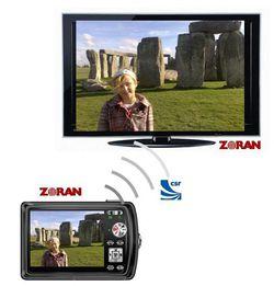 CSR Zoran exemple