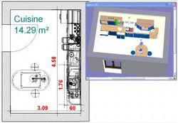 Cuisine et Salle de bains 3D Deluxe (300x208)