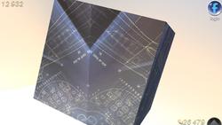 Curiosity - cube