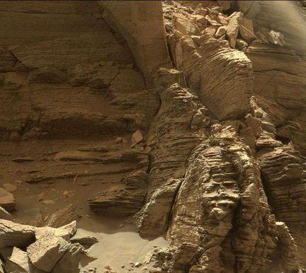 Curiosity Mars 1