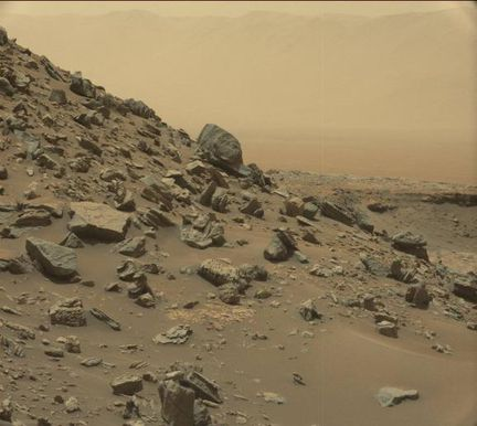 Curiosity Mars 3