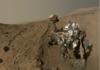 Mars : la sonde Curiosity est arrivée au pied du Mont Sharp