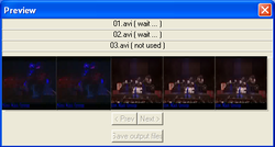 CutMyDivX screen2