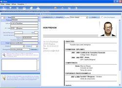 CVitae screen1