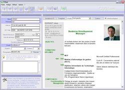 CVitae screen2