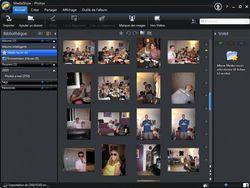 CyberLink MediaShow screen 2
