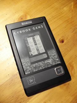 Cybook 20