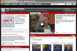 Dailymotion CNN