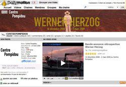Dailymotion Pompidou