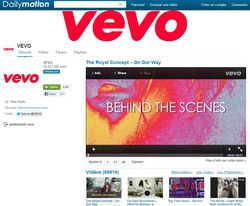 Dailymotion-VEVO