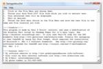 Damaged docx2txt : réparer un fichier DOC