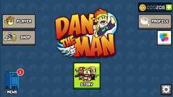 Dan The Man iOS (1)