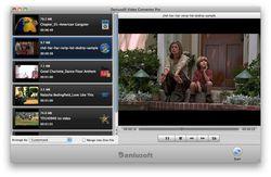 Daniusoft Video Converter Screen