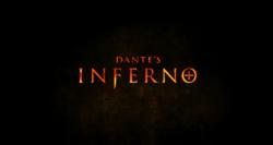 Dante Inferno   logo