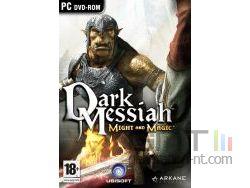 Dark Messiah Packshot