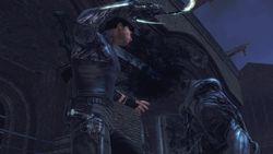 Dark sector 4