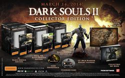 Dark Souls 2 Collector Edition