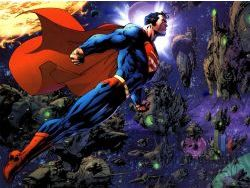 Dc comics superman dessine par jim lee small