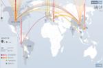 DDoS-carte
