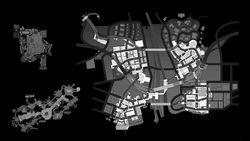 Dead Rising 3 - carte