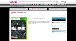 Dead Rising Collection - Game