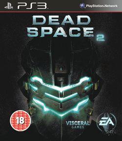 Dead Space 2 - Jaquette PS3