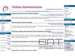 Debian Administration