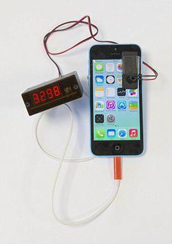 Déblocage iPhone 1