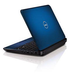 Dell Inspiron M102z bleu