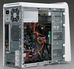 Dell Studio XPS 8000 intérieur
