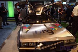 DeLorean CES 2012 1