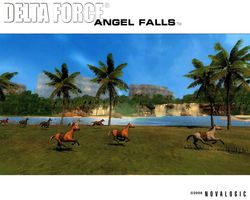Delta Force Angel Falls   Image 1