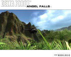 Delta Force Angel Falls   Image 3