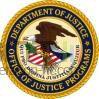 Departement americain justice blason