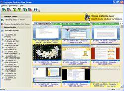 Desktop Activity Recorder screen