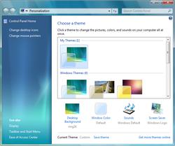 desktop personlize
