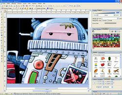 Dessinateur Studio 4 screen 2