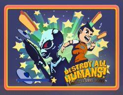 Destroy All Humans ! Lâchez le Gros Willy ! - 1